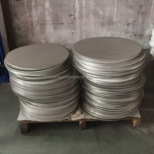 stainless steel + Aluminum + stainless steel triply clad circle metal material for cookware