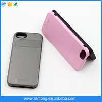 New design 2 in 1 dual combo case ,support function Phone case for iphone6