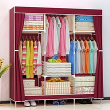 wholesale kids bedrooms furniture cheap clothes plastic folding fabric wardrobe closet kids clothes almirah designs