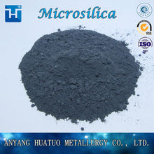 Micro silica dust/quartz powder for refractory made in China