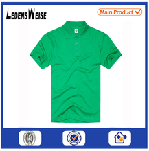 China apparel OEM factory dry fit polo shirt CVC cotton/polyester kindergarten t shirts