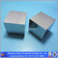 Tungsten Carbide Cube Of Cemented Carbide