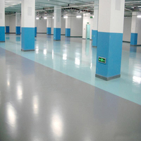 Non-slip waterproof commercial epoxy garage floor coating