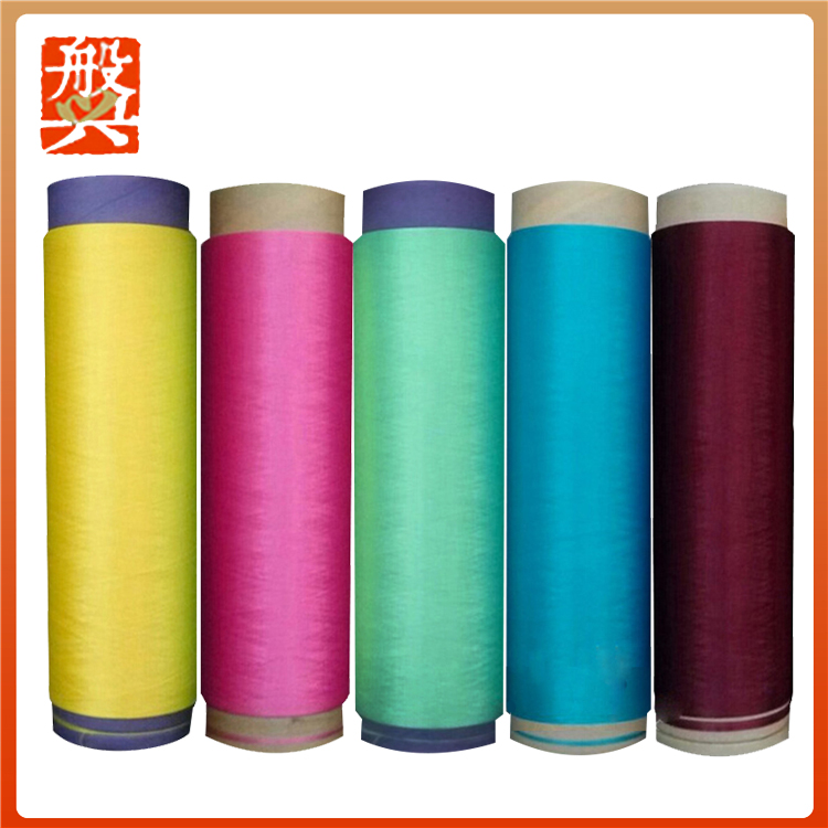 2017 Best 120 Denier Textile Dty Polyester Yarn