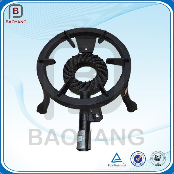 Cast Iron Gas Ring Burner for Cooking