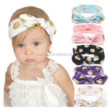Lovely Girls Kids <strong>Hair</strong> <strong>Accessories</strong> Bow Cotton Hairband Turban Knot Rabbit Headband Summer Style Headwear