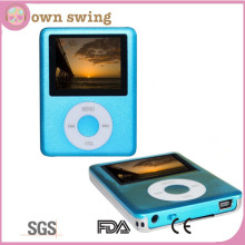 Slim Portable Classic Digital LCD MP3 Player/MP4 Player,MP3 Music Player