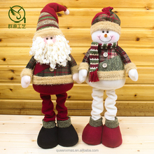 christmas decoration for home,Flexible new Santa Claus christmas decoration supplies