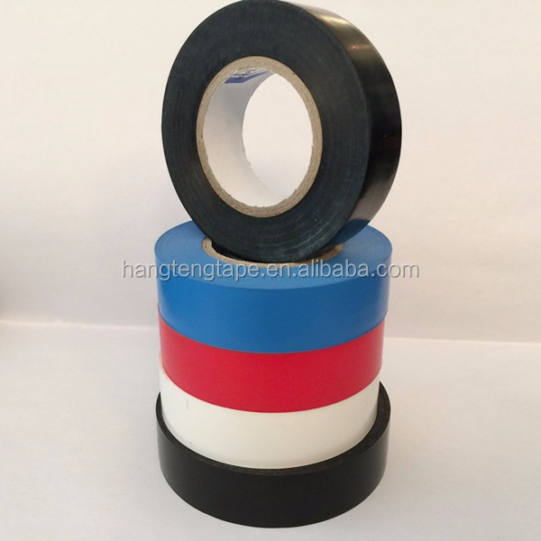 Flame Resistance Electronic PVC Insulation Tapes