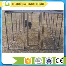 2017 Trending Products Big Outdoor Dog Cage Kennel And House