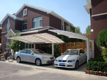 modern carport with aluminium frame modern car shed design outdoor carport for raincoving