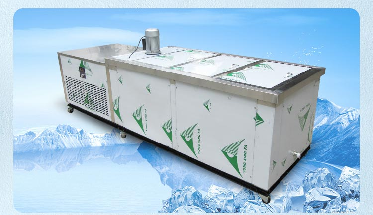 Block ice machine/ Big ice maker/ Industrial ice making machine
