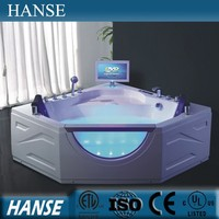 HS-B286 New style home couple use foshan high qualiti whirlpool bathtub