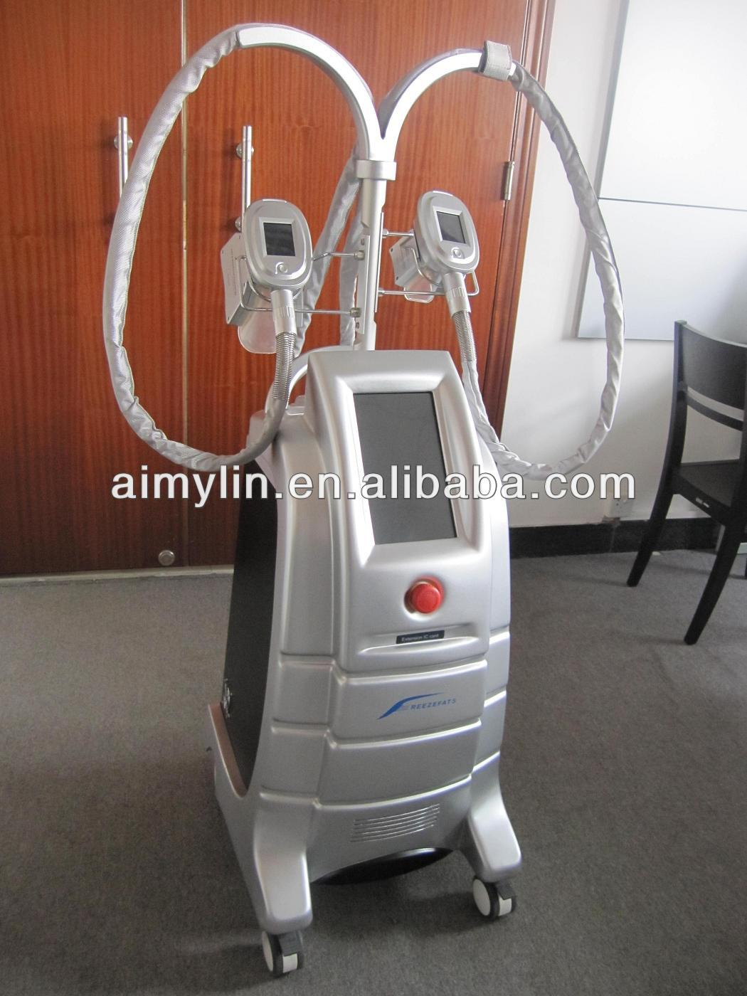 2016 hot selling cryotherapy fat freezing treatment machine