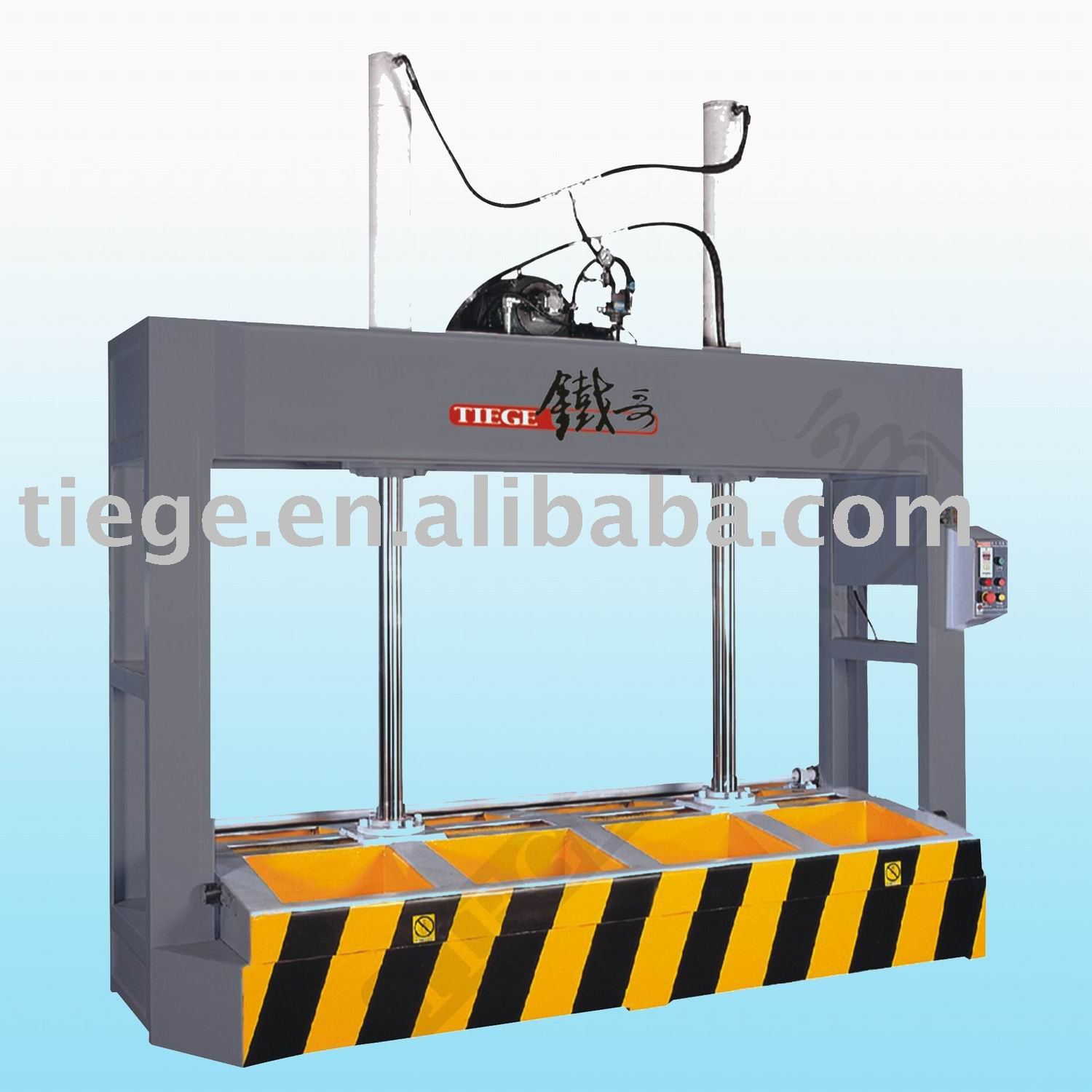 Hydraulic Cold Press Machine MY 50T
