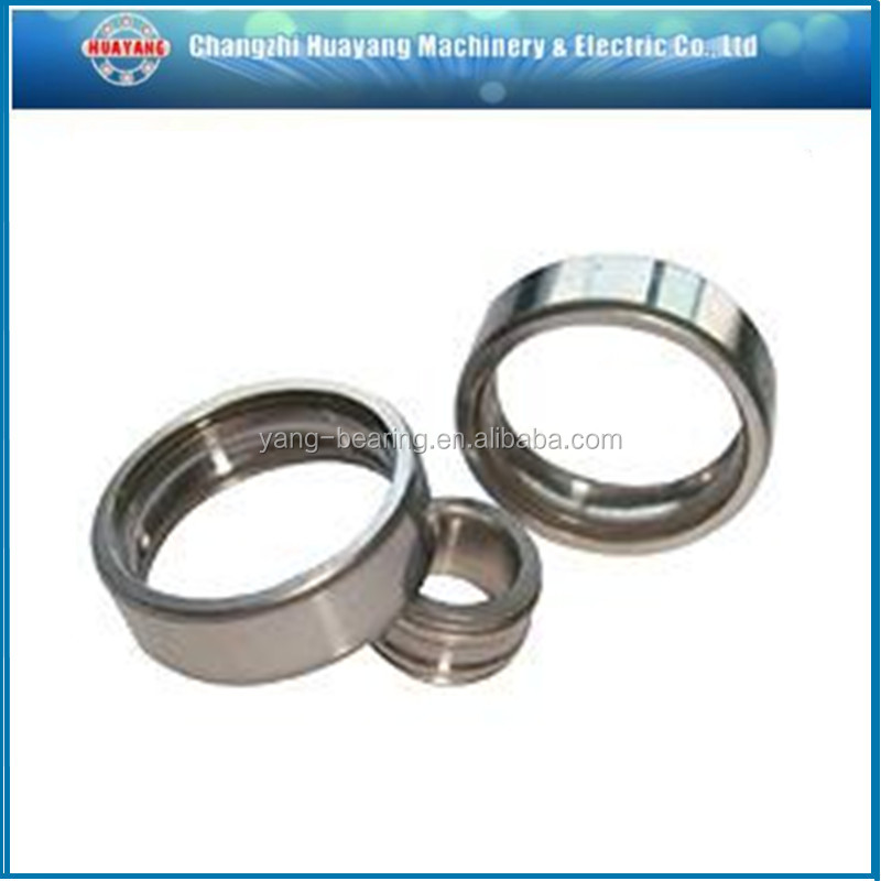 Custom high quality steel gorging for bearing parts