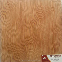 Engineered veneer red shadow veneer for furniture or decoration