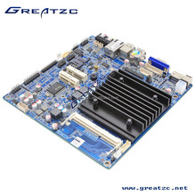 ZC-BT19SL Fanless J1900 Mini Itx Motherboard,Fanless Motherboard DC12V,Fanless Motherboard