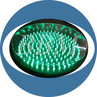 5mm led save energy traffic lamp