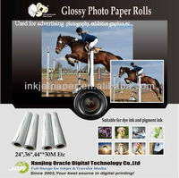 High Glossy Photo Paper 210gsm,inkjet photo paper A4