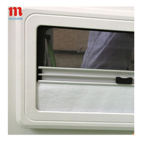 recreational vehicle accessories top hinged windows