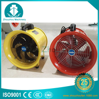 portable air blower ventilator