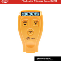 BENETECH Coating Thickness Gauge Gm200 Paint
