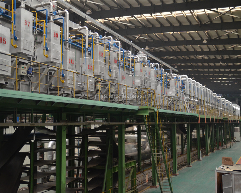 Steel strip electro galvanizing line from plant-pre painting