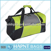 New fashion tote polyester outdoor travel duffel bag