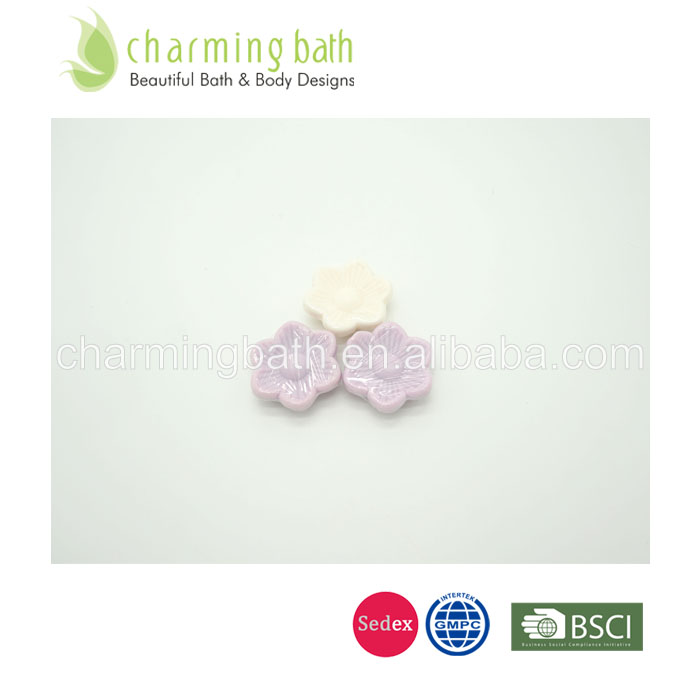 wholesale organic bath soap with rich foam for beauty skin care