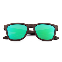 Fashionable Custom Polarized UV400 Wood Wholesale Sunglasses