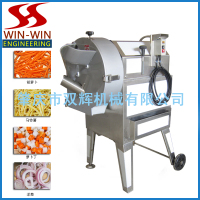 DC-312 Root and corns vegetable cutter,dicer, slicer ,shreder