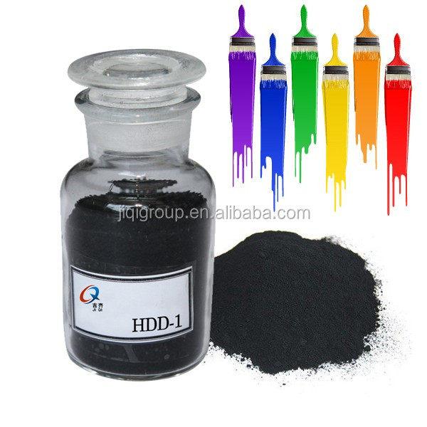 Pigment Carbon Black hdd-1 Soot carbon from coal tar