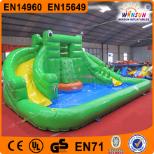 TOP Quality Durable hot Inflatable Water Slides Adult