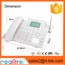 Reallink RL-330 Remote topup printer. GPRS GSM Fixed wireless terminal for recharge