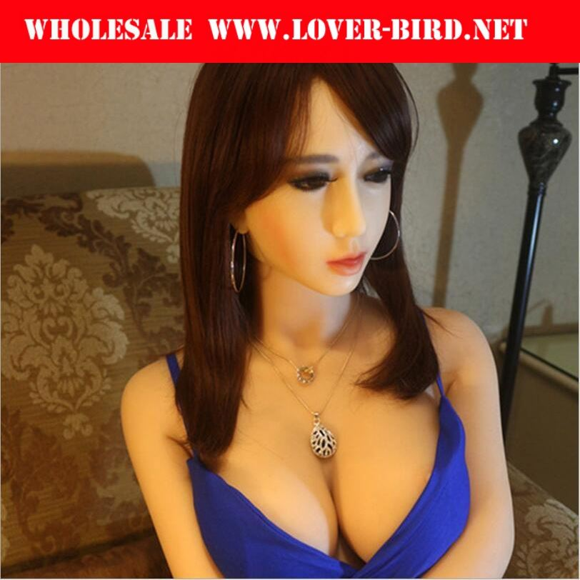 Top Quality165cm Lifelike Real Silicone sex Dolls Built Skeleton Vaginal Anal Oral sex Toys For Men sex Products