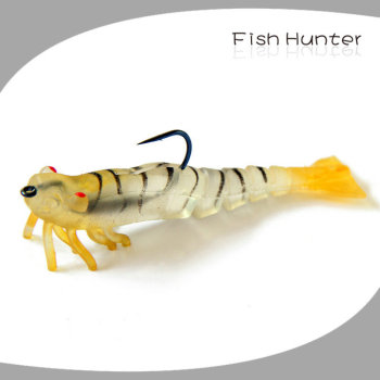 soft plastic fishing lures fishing supplies from china shrimp lure