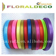 Newest promotional and customized Satin Ribbon