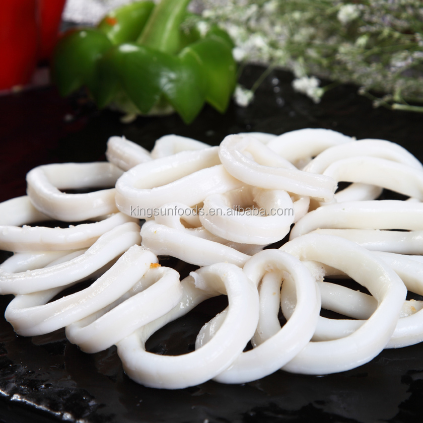 2017 New Stock Good PriceFresh frozen Illex Squid Ring