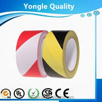 Yongle pvc floor marking adhesive indoor/outdoor use easy to remove marking tape