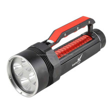 LustFire DV400 4xCREE XM-L2 4800 Lumens Electrodeless Magnetron LED Diving Flashlight (2x26650)