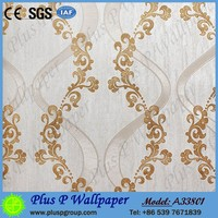 2016 Grateful PVC/Vinyl Wallpaper for Commerce, Household Decoration