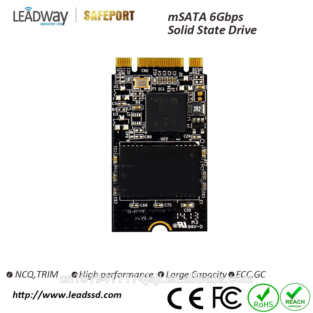 M.2 NGFF SSD flash hard drive