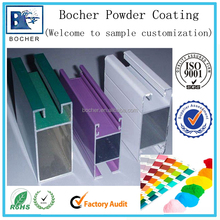 Discount polyester powder coating for aluminum alloy spray paint
