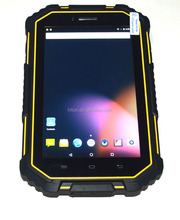 "7"" IPS Screen Quad Core 3G 4G 2G+16G industrial fully rugged tablet"