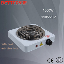 electric double burner hot plate portable stove