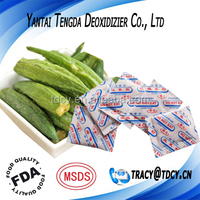 800cc oxygen absorber for food / deoxidizer / oxygen scavenger