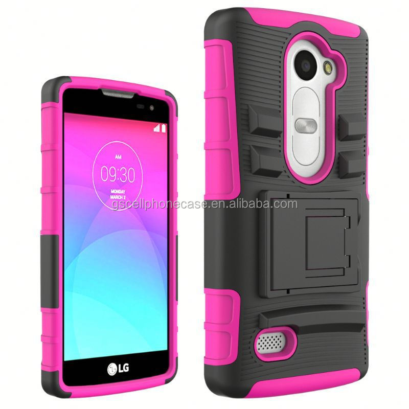 Belt Clip Holster Combo Shockproof Case For Samsung Galaxy Hercules/S Ii X T989