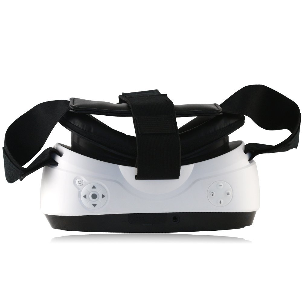 Bluetooth Android 5.1 3D Headset Virtual Video Glasses