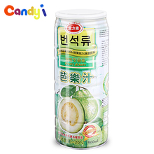 960ml houssy healthy fruit guava mongo drink fresh juice in canned